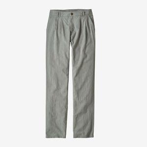 Patagonia Women's Island Hemp Pants Size 10